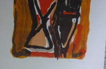 Bran Van Velde 60×80 1.075 kr #253