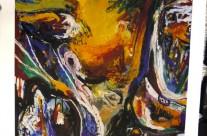 Peter Brandtes 98×69  800 kr #259