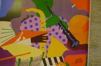 copenhagen jazz fra 1989 85×65  800 kr #248