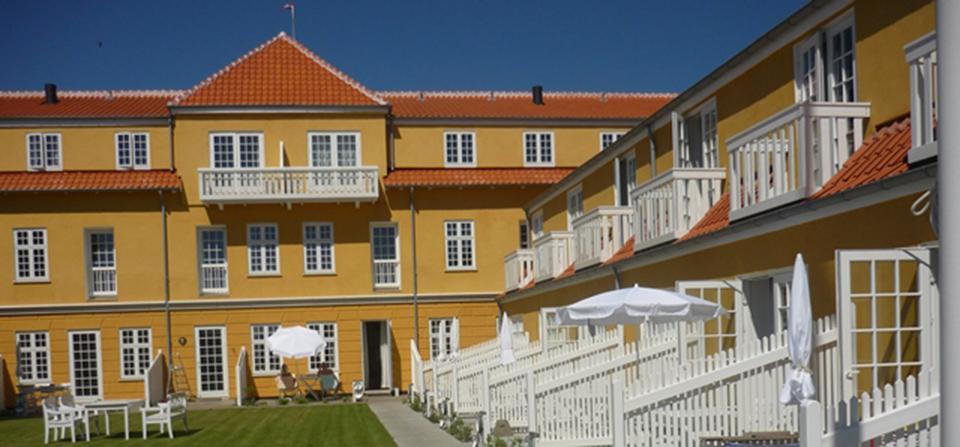 Jeckels Hotel i Skagen